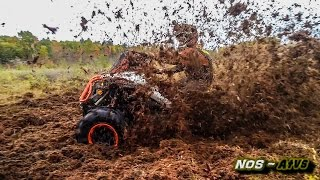 Video Xtreme Skeg Trail (Can Am Renegade XMR, Lifted Renegade 1000, Outlander 800) download MP3, 3GP, MP4, WEBM, AVI, FLV Januari 2018