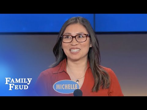 The LEES have Steve RUNNING SCARED! | Family Feud