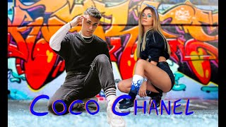 Coco Chanel - Gaia | COVER by Leo Cabid ft. Serena