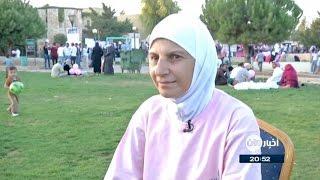 حفل مهرجان العائلة لتشجيع السيدات للفحص المبكر لسرطان الثدي