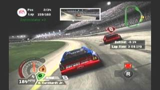 NASCAR 06 Total Team Control Intro First Race 24 Car