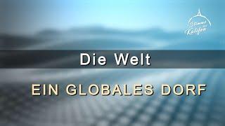Die Welt - ein globales Dorf | Stimme des Kalifen