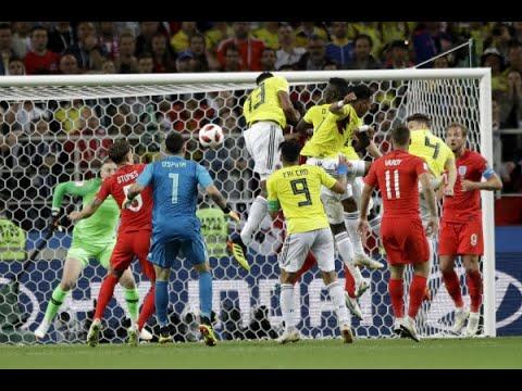 Colômbia e Inglaterra fazem um dos jogos mais emocionantes da rodada | SBT Brasil (03/07/18)