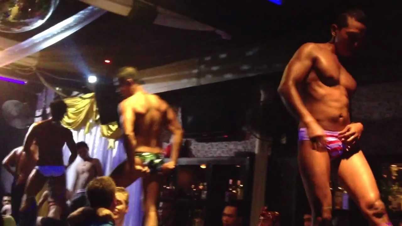 Gogo dance Mixwell gay bar bali  YouTube