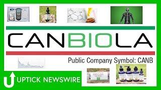 CFO Stanley Teeple of Canbiola, Inc. (OTCQB: CANB) Nov '18