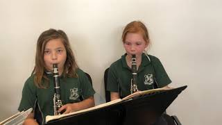 Group Clarinet Class