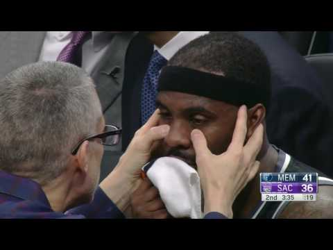 Memphis Grizzlies vs Sacramento Kings | December 31, 2016 | NBA 2016-17 Season