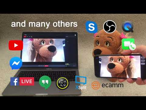EpocCam - Webcam for PC and Mac - Apps on Google Play