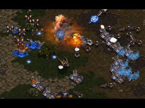 P - Sky (P) V Xpfk (T) On Fighting Spirit - StarCraft  - Brood War REMASTERED