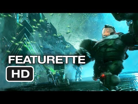 Wreck-It Ralph - Featurette #2 (2012) - Disney Animated Movie HD
