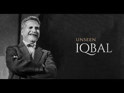 Unseen Iqbal | Here is a bioscopic view of Iqbal's life on his Death Anniversary.