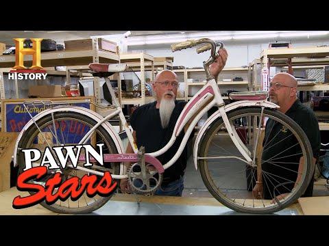 Pawn Stars: Girls Schwinn Bike | History