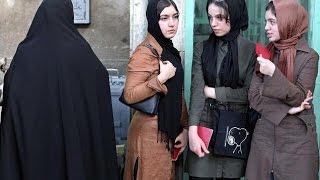 أخبارعربية Arabic news - ناشطة إيرانية تروي تفاصيل خلع ملابسها داخل سجن النساء
