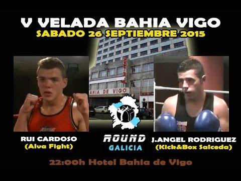 BAHIA 09/15 Rui Cardoso -vs- J.Angel Rodriguez