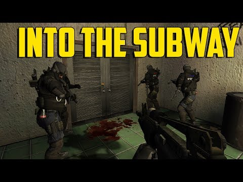 Into The Subway (SWAT 4)