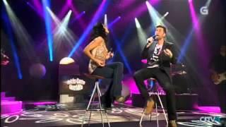 Lucía Pérez e Sergio Zearreta - O Verdegaio - Heicho cantar queridiña - 12 05 12
