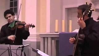 Leclair Sonata - II. Satz (Allegro) - The