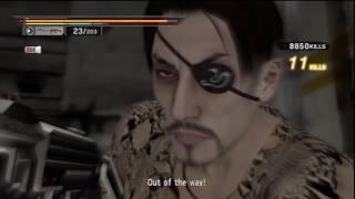 Yakuza: Dead Souls - Majima