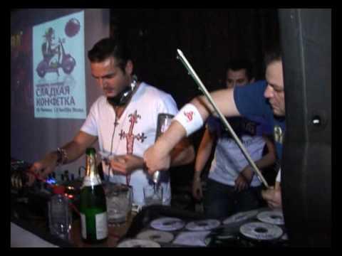 David Vendetta feat Akram & Micah Live performance RUS. VuborTura.ru