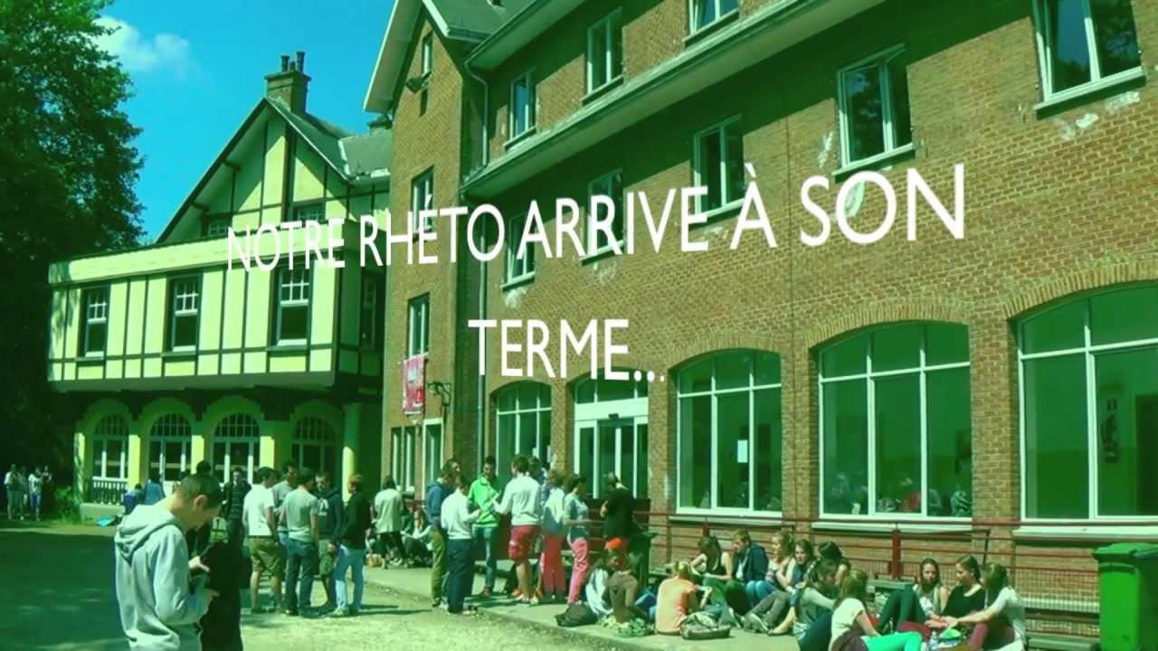 Bal Rhéto Du Christ-Roi 2013 (HD) - YouTube