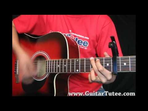 Taylor Swift - Breathe, by www.GuitarTutee.com