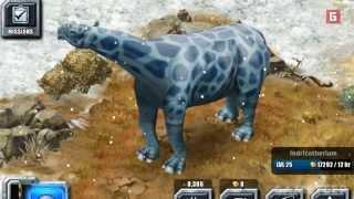 Jurassic Park Builder: Indricotherium Gameplay Trailer [HD]