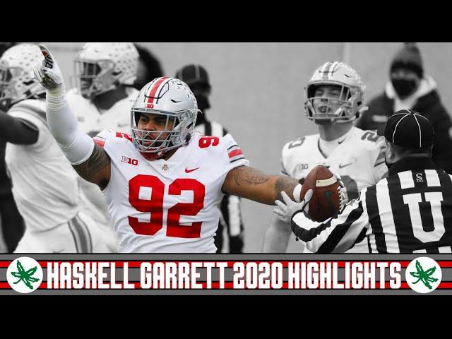 Haskell Garrett   2020 Highlights