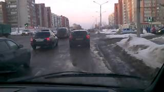 Дороги в Кирово - Чепецке 2016 Весна
