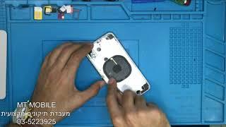 תיקון החלפת גב לאייפון 10 iPhone X