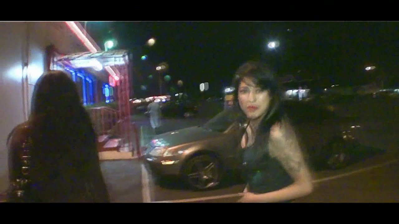 Beautiful EL Patio NightClub   Rialto Ca. Outside W/ Jimrock And Corrido Girls DIANA