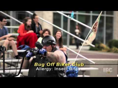 Portlandia -  Allergy Pride Parade