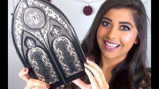 KAT VON D Saint & Sinner Eyeshadow Palette: Review & Swatches!