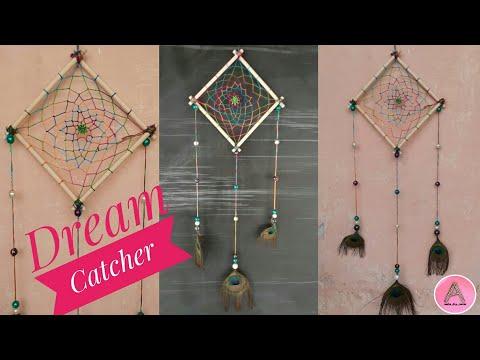 How to make Dream catcher || DIY Dream catcher || easy way to make DIY || DIY