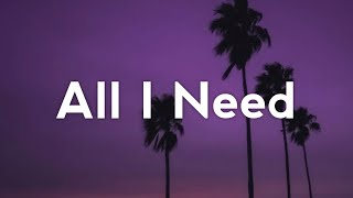 Jake Bugg - All I Need (Lyrics)