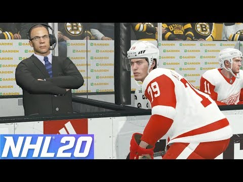 CANT GET OFF THE ICE - NHL 20 - Be A Pro Ep. 20