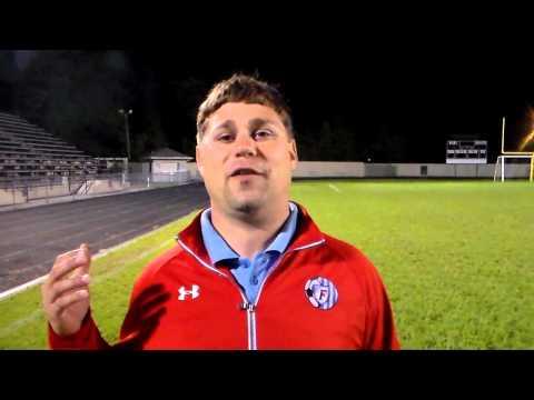 A.C. Flora head soccer coach Matt Barry