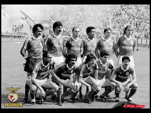 Benfica 3 Porto 1 (1984/1985)