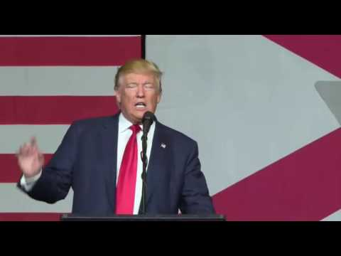Donald Trump West Palm Beach, Fla FULL EPIC Speech 10/13/16