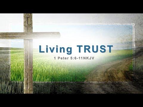 Living Trust - June 25, 2017