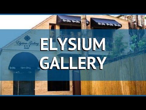 ELYSIUM GALLERY 3* Армения Ереван обзор – отель ЭЛИЗИУМ ГАЛЛЕРИ 3* Ереван видео обзор