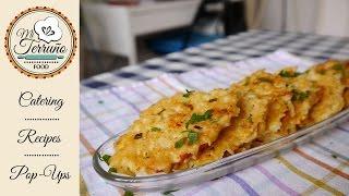 Spanish Chorizo and Feta Cheese Rice Cakes Recipe