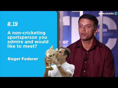 25 Questions with Rahul Dravid | 'I'd pick Tendulkar to bat for my life'