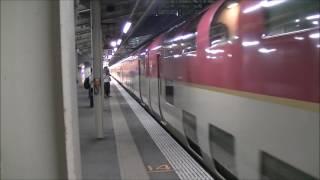 寝台列車 サンライズ瀬戸・出雲 JR大阪駅に入線