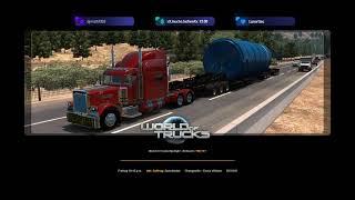 18 Wheels rollen auf Amerikas Highways. Die Blo Ba Logistik transportiert (fast) alles.