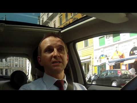 Meet Mauro, Italy's Consul General in San Francisco