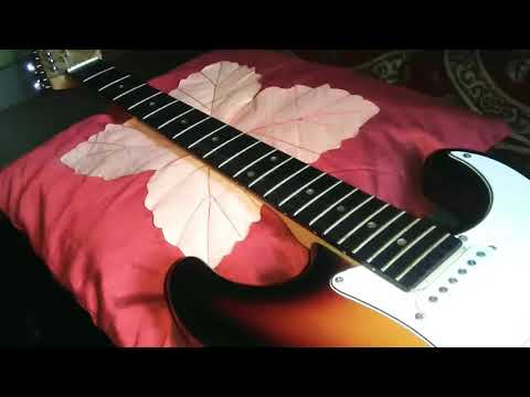 How to clean Guitar fret board || hindi || Tutorial || part2 ||