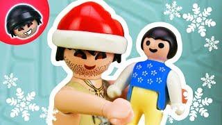 KARLCHEN KNACK - Geburt zu Weihnachten - BABY KOMMT! Playmobil Polizei Film #100