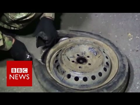 Is Russia 'plot' footage real or fake? BBC News