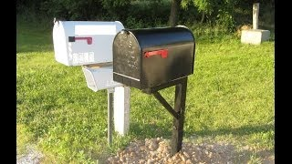 Mailbox Post Installation - How To