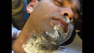 Barber Shop Shave - Coarse Beard
